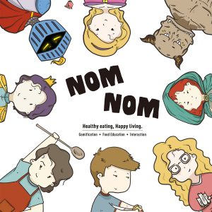 Tianyu Wang (Tessie)'s Major Project: Nom Nom