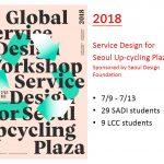10th global design workshop at SADI (Samsung Art and Design Institute) in Seoul, South Korea