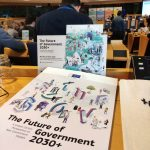 Future of Government event in the EU Parliament