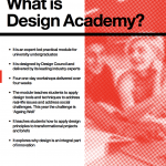 Transforming Ageing - Design Academy